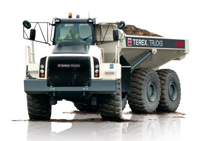 Manu Lorraine et Manu Alsace Distributeurs Terex Trucks